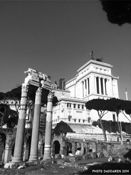 Fori Imperiali - Roma