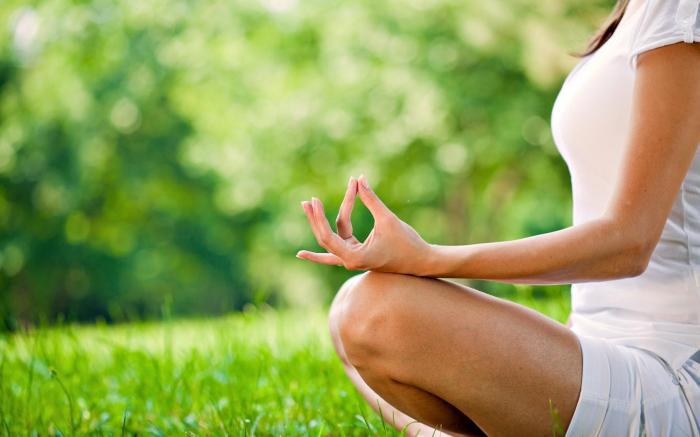 meditare in natura